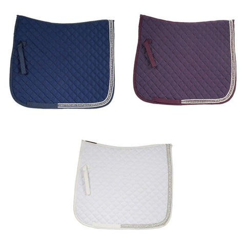 Horze Melrose Dressage Saddle Pad