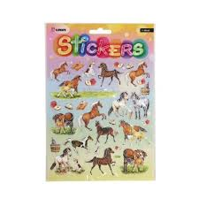 Horse Pattern Stickers