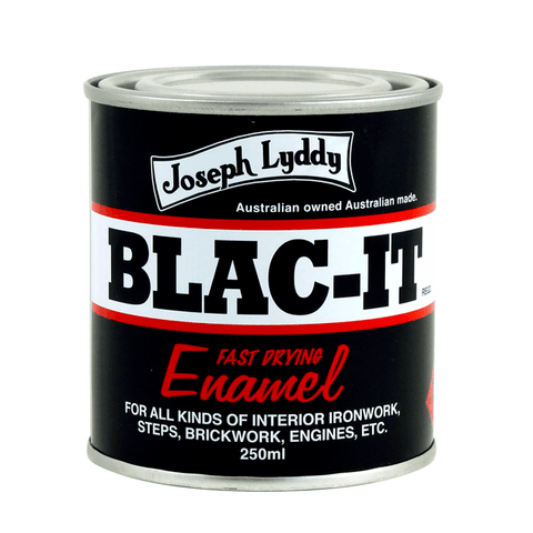 Joseph Lyddy Black It