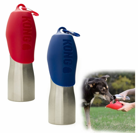 Kong H20 Stainless Steel Pet Water Bottle