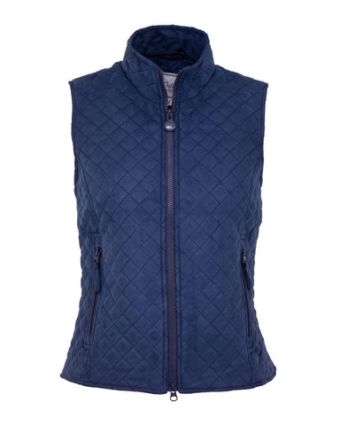Womens Grand Prix Quilted Vest