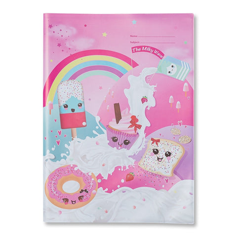 Candyland A4 Book Cover