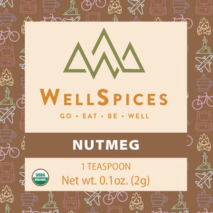 Nutmeg (30 Packets, 1 Tsp Packets)