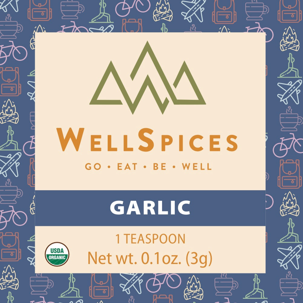 Garlic Powder (30 Packets, 1 Tsp Packets)
