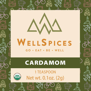 Cardamon (30 Packets, 1 Tsp Packets)
