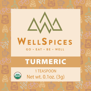 Turmeric (30 Packets, 1 Tsp Packets)