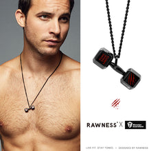 Load image into Gallery viewer, Monster Guardians Dumbbell Necklace