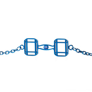 RAWNESS Logo Dumbbell Chain