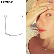Load image into Gallery viewer, Crescent Choker & Tilted Crescent Choker