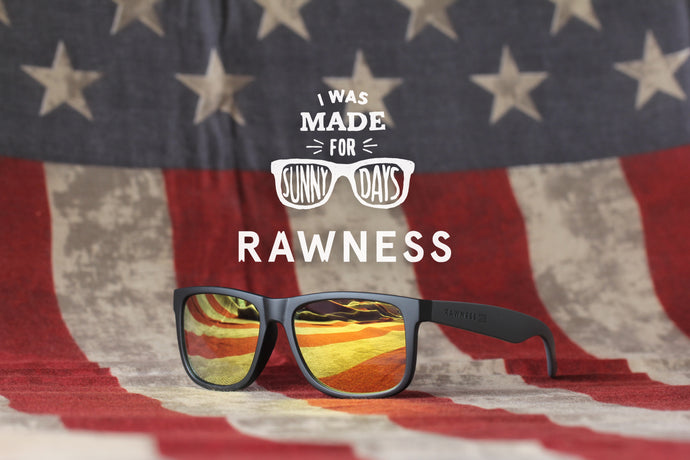 RAWNESS Sun Defender Sunglasses