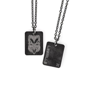 LesMills One Tribe Totem Necklace. Official LES MILLS Jewelry by RAWNESS