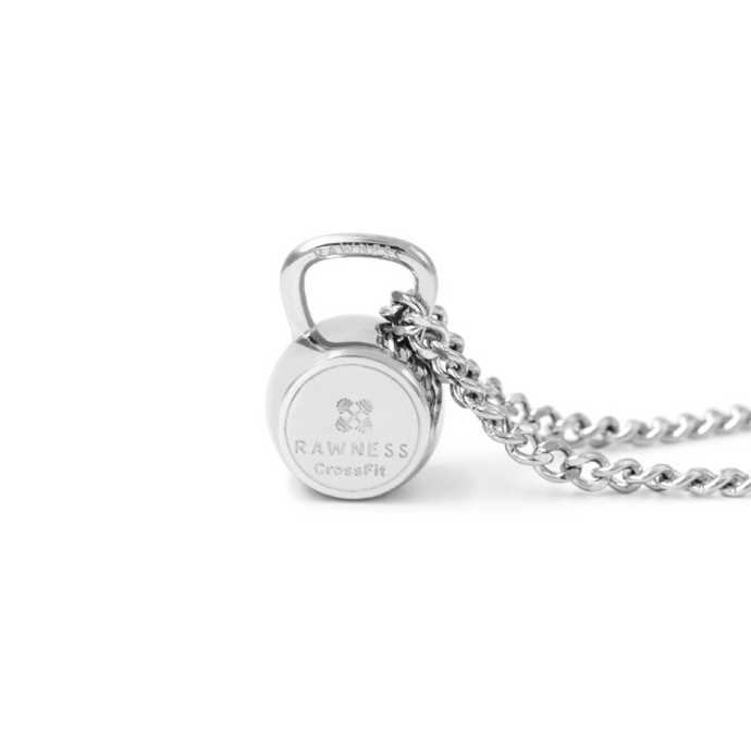 Kettle-bell Necklace