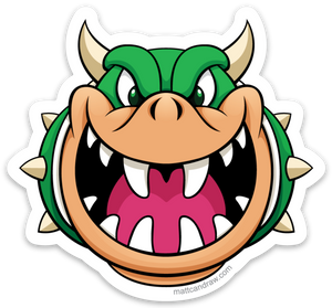 Say Hello to the Bad Guy video game series - Bowser