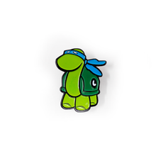 Load image into Gallery viewer, TMNT Leonardo Pin