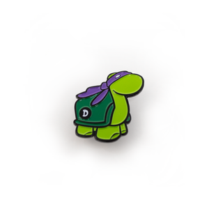 TMNT Donatello Pin