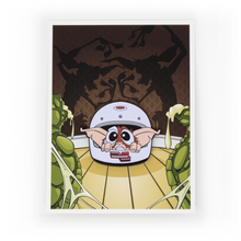 Load image into Gallery viewer, Gremlins Helmet Pin