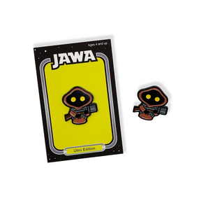 JAWA Utini Edition Pin and Backer