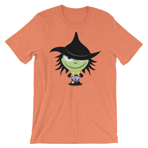 Lil Witch Trick or Treat T-Shirt