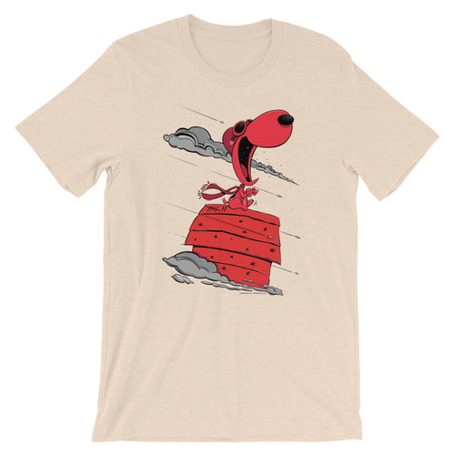Snoopy vs the Red Baron - T Shirt
