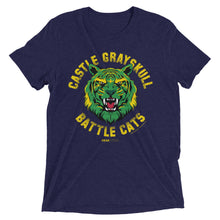 Load image into Gallery viewer, Castle Grayskull Varsity T Shirt