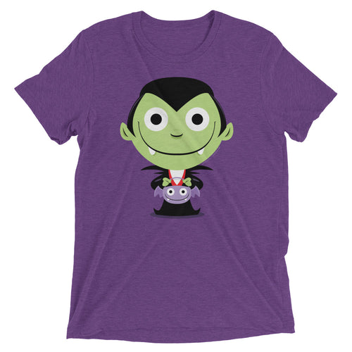 Lil Vampire Trick or Treat T-Shirt