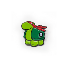 Load image into Gallery viewer, I like turtles - TMNT inspired pin set