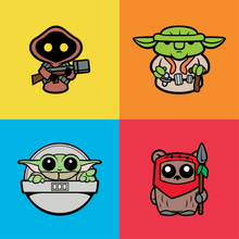 Load image into Gallery viewer, SciFi Pin pack LIMITED TIME ONLY