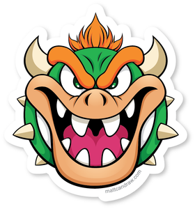 Say Hello to the Bad Guy video game series - Bowser - Super Mario Bros 3