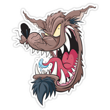 Load image into Gallery viewer, The Wolfman Fink - Sticker