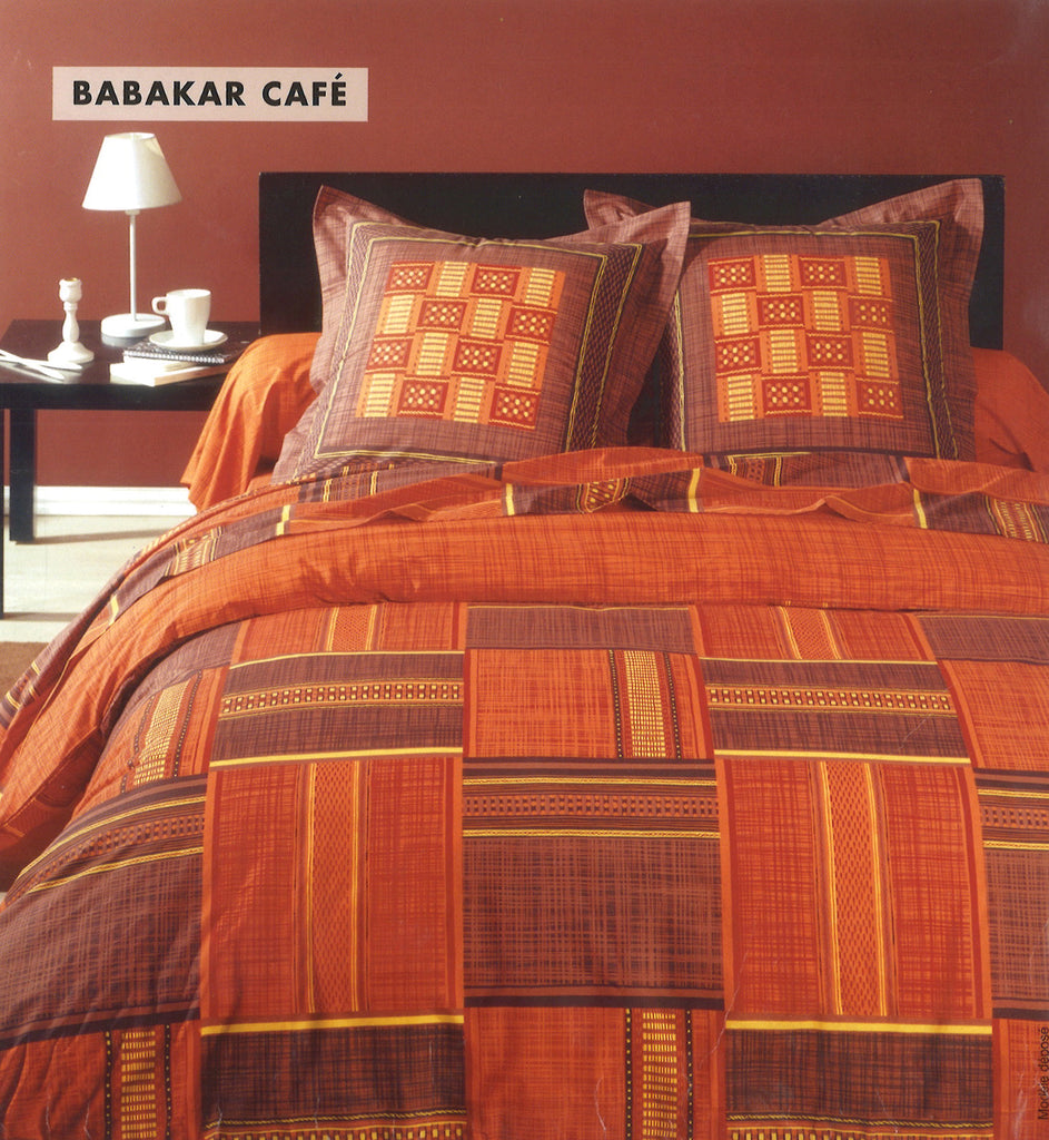 Babacar Cafe Bed Linen