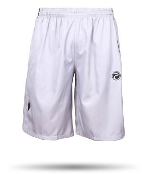 Dry Fit White Short