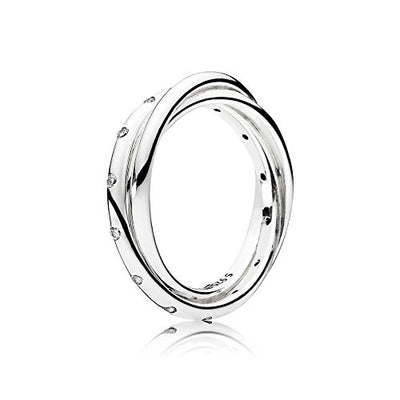 PANDORA Swirling Symmetry Ring