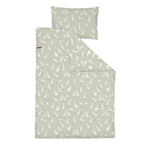 LITTLE DUTCH. Cot duvet cover Junior Little Goose 120x150
