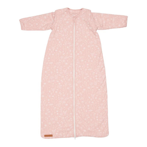 LITTLE DUTCH. Winter sleeping bag Wild Flowers Pink 70cm