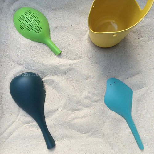 EKOBO. Bamboo Kid Sand Play Set