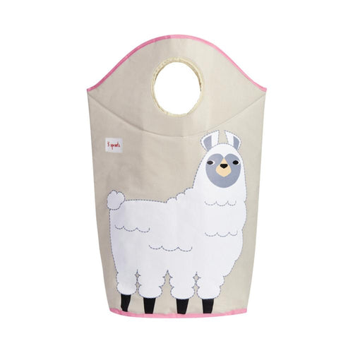 3Sprouts Laundry basket Llama