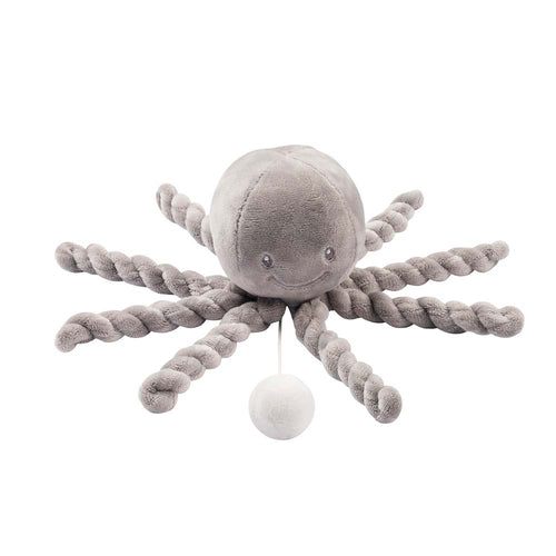 LAPIDOU. Octopus musical (grey)