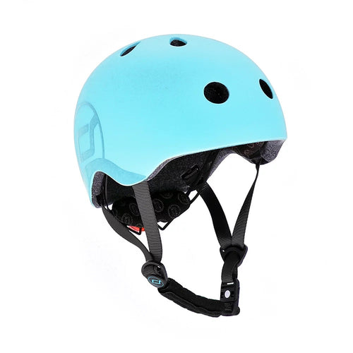 Κράνος ScootandRide blueberry S/M