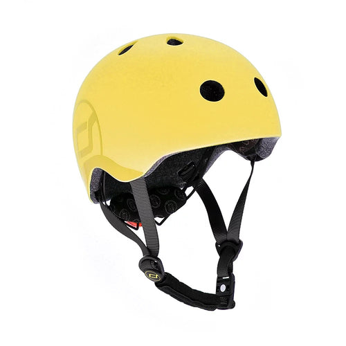 Κράνος ScootandRide lemon S/M