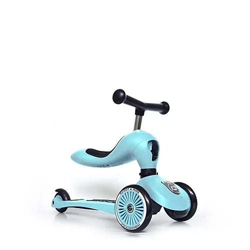 Πατίνι ScootandRide Highwaykick  1 blueberry