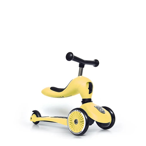 Πατίνι ScootandRide Highwaykick  1 lemon