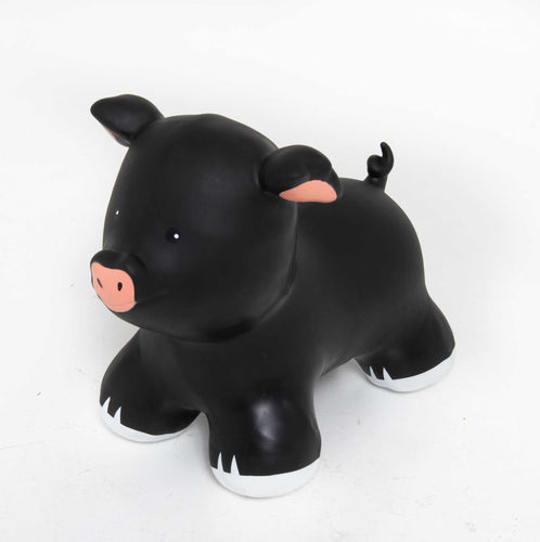 JUMPY Hopper. Black Piggie