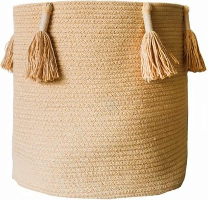 Lorena Canals. Basket Woody Honey 30x30