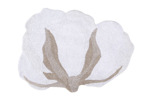 Lorena Canals. Χαλί δωματίου Cotton Flower 120x130