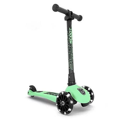 Πατίνι ScootandRide Highwaykick  3 LED Kiwi