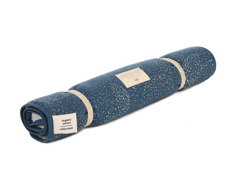 NEW ELEMENTS. Nomad changing pad Gold bubble/ Night blue
