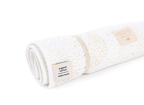 NEW ELEMENTS. Nomad changing pad Gold bubble/ White