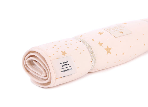 NEW ELEMENTS. Nomad changing pad Gold stella/ Dream pink