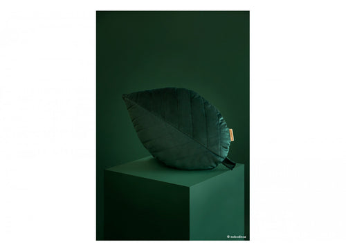 VELVET. Μαξιλάρι φύλλο Palma 53*35cm Jungle Green