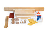 Starter Kit - Engineering 4 Little Hands, 3-7 years (Workshop + Geometric Shape + Vehicle Projects), Little Hands, - Hands 4 Building